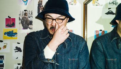 Interview20 G.V.G.V.をつくるひと vol.02高橋鉄平。by Asa Takeuchi