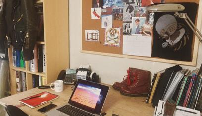Interview19 NAKIDデザイナー、恩田陽の裏側。 by Asa Takeuchi