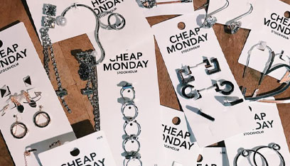 CHEAP MONDAY 2017AW Accesory