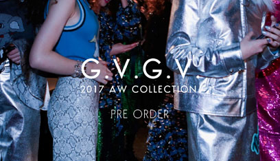 2017 AW COLLECTION PRE ORDER