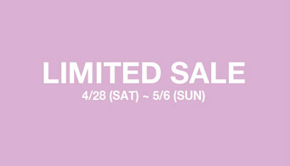 LIMITED SALE!!!